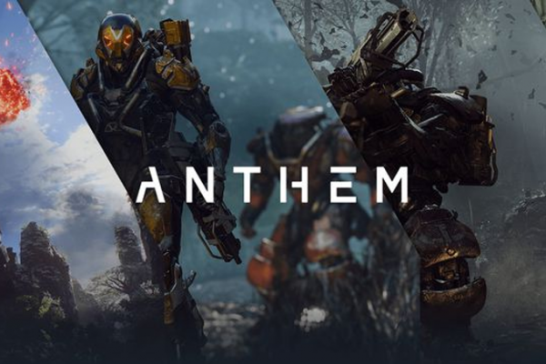 BioWare adia Anthem para 2019